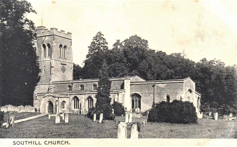 Southill Bedfordshire Family History Guide